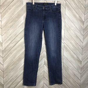 Talbots Flawless Five Pocket Straight Jeans